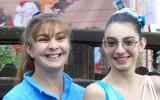 Kari (membre actif) et Marielle